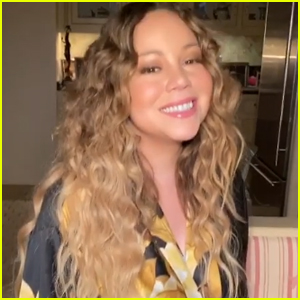 Mariah Carey Celebrates 'E=MC²' Topping the iTunes Chart With 'Last Kiss' Performance - Watch! (Video)