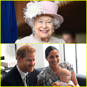 Meghan Markle & Prince Harry Made a Special Call With Son Archie For Queen Elizabeth II's Birthday