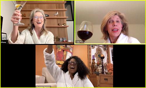 Meryl Streep, Christine Baranski, & Audra McDonald's 'Ladies Who Lunch' Performance Must Be Seen!