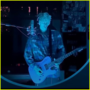 Machine Gun Kelly Covers Rihanna's 'Love on the Brain' by Marilyn Manson's Request - Watch! (Video)