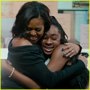Michelle Obama's 'Becoming' Film Coming To Netflix on May 6 - Watch a First Look!