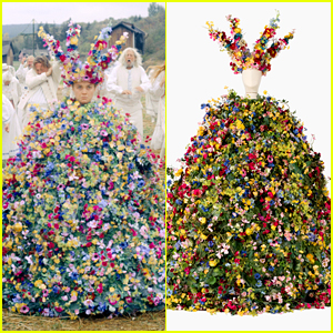 You Can Own the Real May Queen Dress from 'Midsommar'