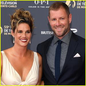 'FBI' Star Missy Peregrym & Husband Tom Oakley Welcome a Baby Boy