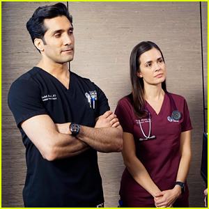 'Chicago Med' Showrunners Hint at Natalie & Crockett Romance in Next Season