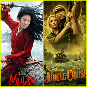 Most of Disney's 2020 Movies Get New Release Dates, Including 'Mulan' & 'Jungle Cruise'
