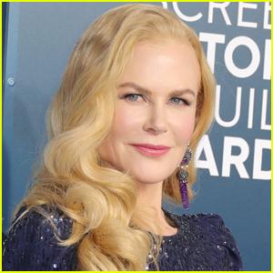 Nicole Kidman Will Star In & Produce Amazon Drama TV Series