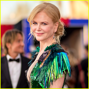 Nicole Kidman Talks the One Phone Call That Changed Her Life & It's Not From Her Husband Keith Urban!