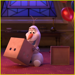 Olaf Is Having The Most Fun at Home in 'At Home for Olaf' Shorts - Watch Them All Now!