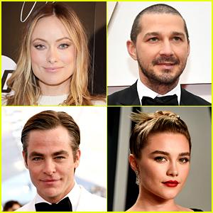 Olivia Wilde Sets Cast for Next Movie: Florence Pugh, Shia LaBeouf, & Chris Pine!