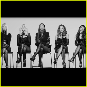 The Pussycat Dolls Perform an Acoustic Version of 'React' - Watch! (Video)