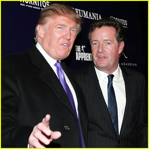 Piers Morgan Gets Unfollowed By Trump After Slamming the President's Comments
