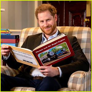 Prince Harry Records Special Introduction For 'Thomas & Friends' 75th Anniversary Episode
