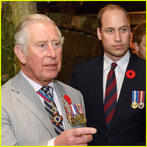 Prince William Knew Father Prince Charles Would Make It Through Coronavirus Diagnosis