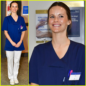 Princess Sofia of Sweden to Work at Stockholm Hospital to Help Frontline Workers During Coronavirus