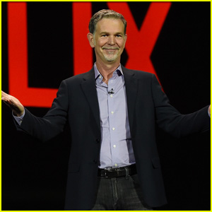 Netflix CEO Reed Hastings & Wife Patty Donate $30 Million to Vaccine Organization