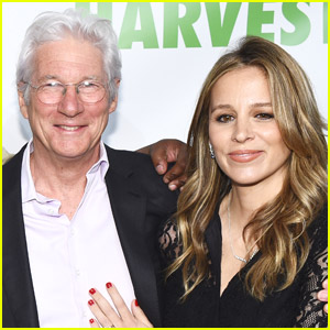 Richard Gere Welcomes Second Child with Wife Alejandra Silva!
