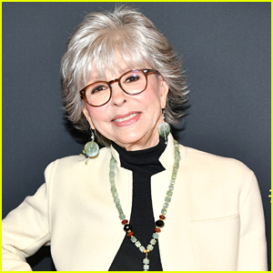 Rita Moreno Opens Up About Her Special Role in 'West Side Story' Remake