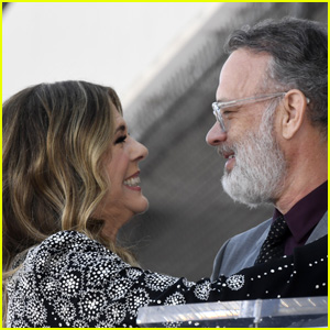 Rita Wilson Wants Tom Hanks to Do These Two Things if She Dies Before Him - Watch (Video)
