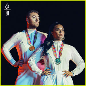 Sam Smith & Demi Lovato Team Up for Olympics-Themed 'I'm Ready' Music Video - Watch!