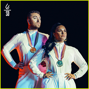 Sam Smith & Demi Lovato Have a New Song, 'I'm Ready,' Out on Friday!