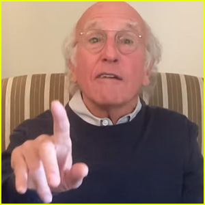 Larry David's Bernie Sanders Delivers Address After Dropping Out on 'SNL' - Watch! (Video)