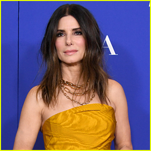 Sandra Bullock & Her Kids Donate KN95 Masks To Medical Professionals