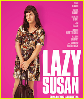 Sean Hayes Plays Woman In New Film 'Lazy Susan', Available On Demand Now!