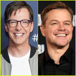 Sean Hayes Reveals How 'Will & Grace' Landed Matt Damon in Fan-Favorite Guest Role