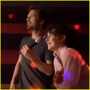 Shailene Woodley Belts Out Karaoke Tunes With 'Endings, Beginnings' Co-Star Sebastian Stan
