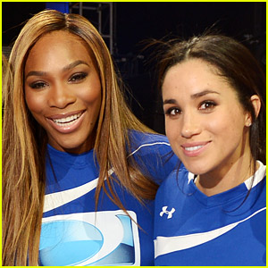 Serena Williams' Response to a Meghan Markle Question Is Getting Some Attention!