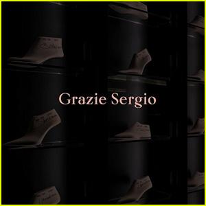 Sergio Rossi Dead - Footwear Icon Dies at 84 Due to Coronavirus