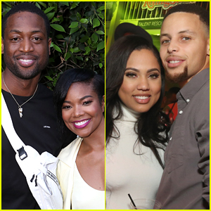 Gabrielle Union Once Told Steph & Ayesha Curry to Break Up