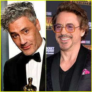 Taika Waititi Jokes That Tony Stark Is Alive & Returning for 'Thor 4' by Leaking Fake Script