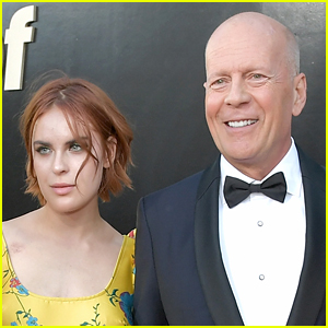 Bruce Willis Shaves Daughter Tallulah's Head in Quarantine (Video)