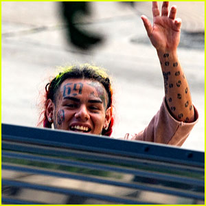 Tekashi 6ix9ine Released from Prison Early - Here's Why