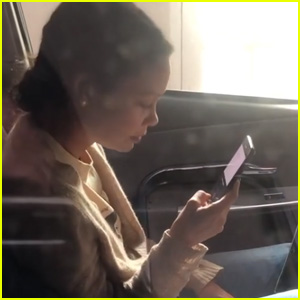 Thandie Newton Records 'Westworld' Dialogue in Her Car During Quarantine - Watch!