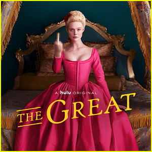 Elle Fanning Gives the Finger on 'The Great' Poster, Trailer Also Debuts!
