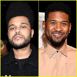 The Weeknd Clarifies There's No Feud Between Him & Usher