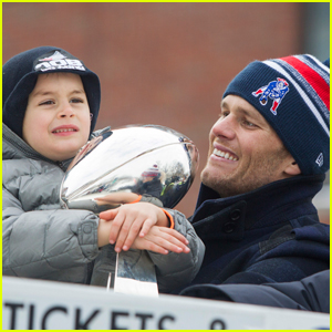 Tom Brady FaceTimes Son Benjamin While Social-Distancing: 'Missing My Boy'