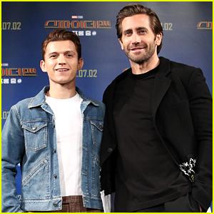 Tom Holland Says He Misses 'Husband' Jake Gyllenhaal In New Instagram