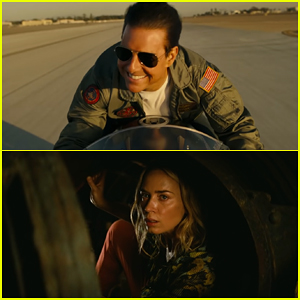 'Top Gun: Maverick' Release Date Delayed, 'A Quiet Place II' Set for Labor Day!