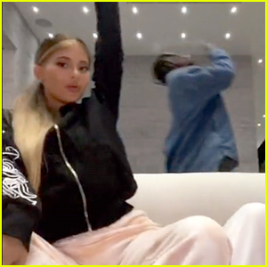 Travis Scott Makes a Cameo in Kylie Jenner's TikTok for His Birthday!
