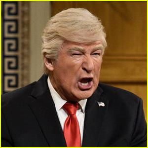 Alec Baldwin's Donald Trump Names Joe Exotic as His 2020 Running Mate on 'SNL' - Watch! (Video)