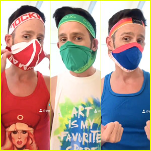 You Can Easily Turn a Jockstrap Into a Face Mask! (Video)