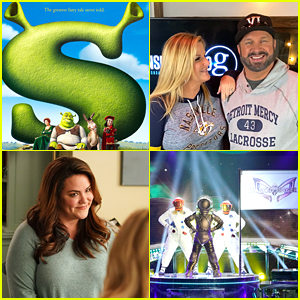 'Shrek', 'Garth & Trisha!', & More Things To Watch on TV Tonight, April 1