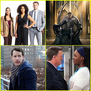'Black Panther', 'Bob Hearts Abishola' & More Things To Watch on TV For April 6
