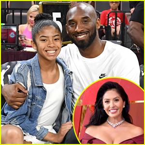 Vanessa Bryant Reveals Details About Kobe & Gigi Bryant WNBA Advocacy Award