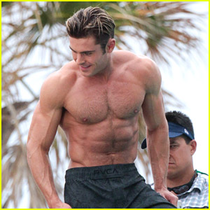 Zac Efron Never Wants That 'Baywatch' Body Ever Again