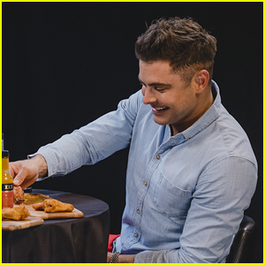 Zac Efron Reveals the Advice Leonardo DiCaprio Gave Him About the Paparazzi - Watch! (Video)