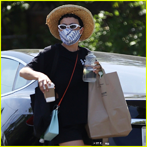 Alia Shawkat Steps Out After New Report on Her Friendship with Brad Pitt